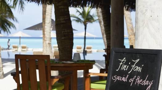 Gili Lankanfushi Fini Foni Restaurant