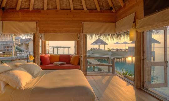 Gili-Lankanfushi-Private-Reserve-Bedroom-View